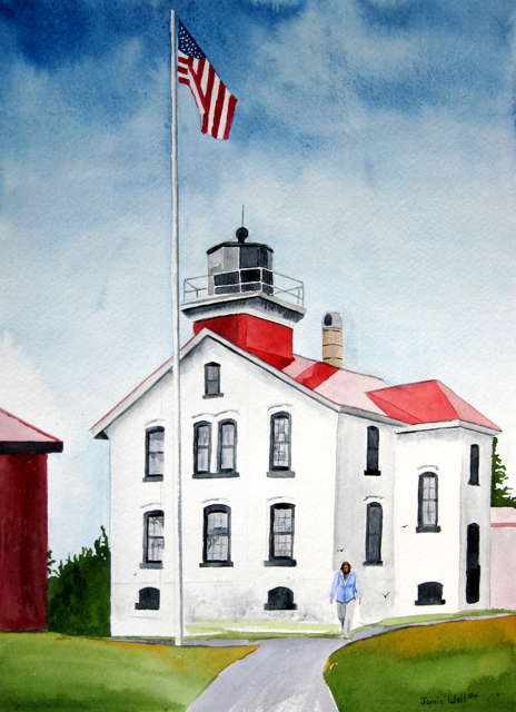 Grand Traverse Lighthouse, 