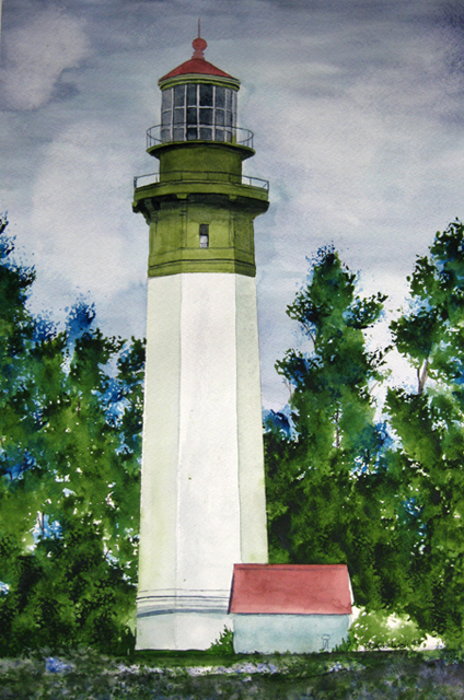 Grays Harbor Light, 