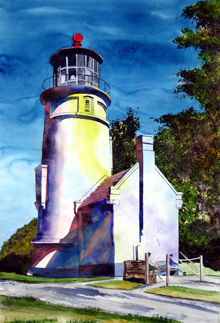 Heceta Head Light Station, 